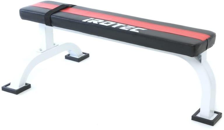 【購入レビュー】IROTEC トレーニング用フラットベンチEX